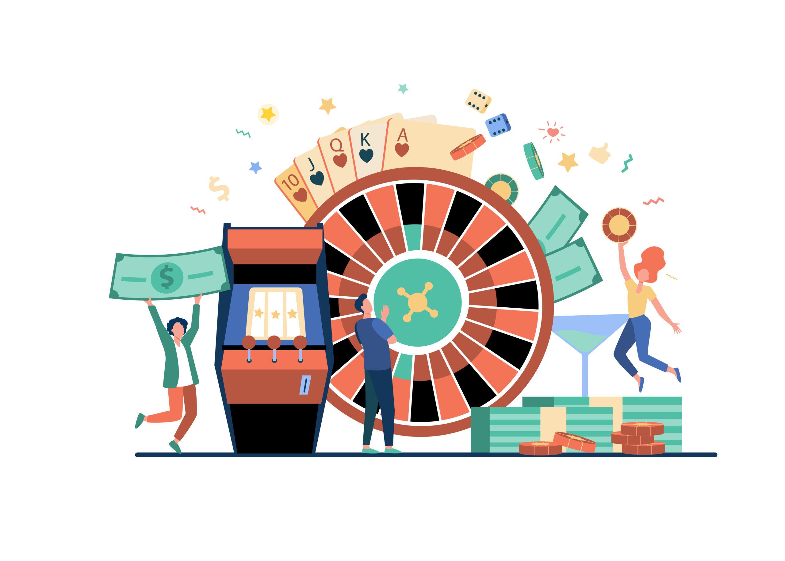 Online Casino welkomspakket