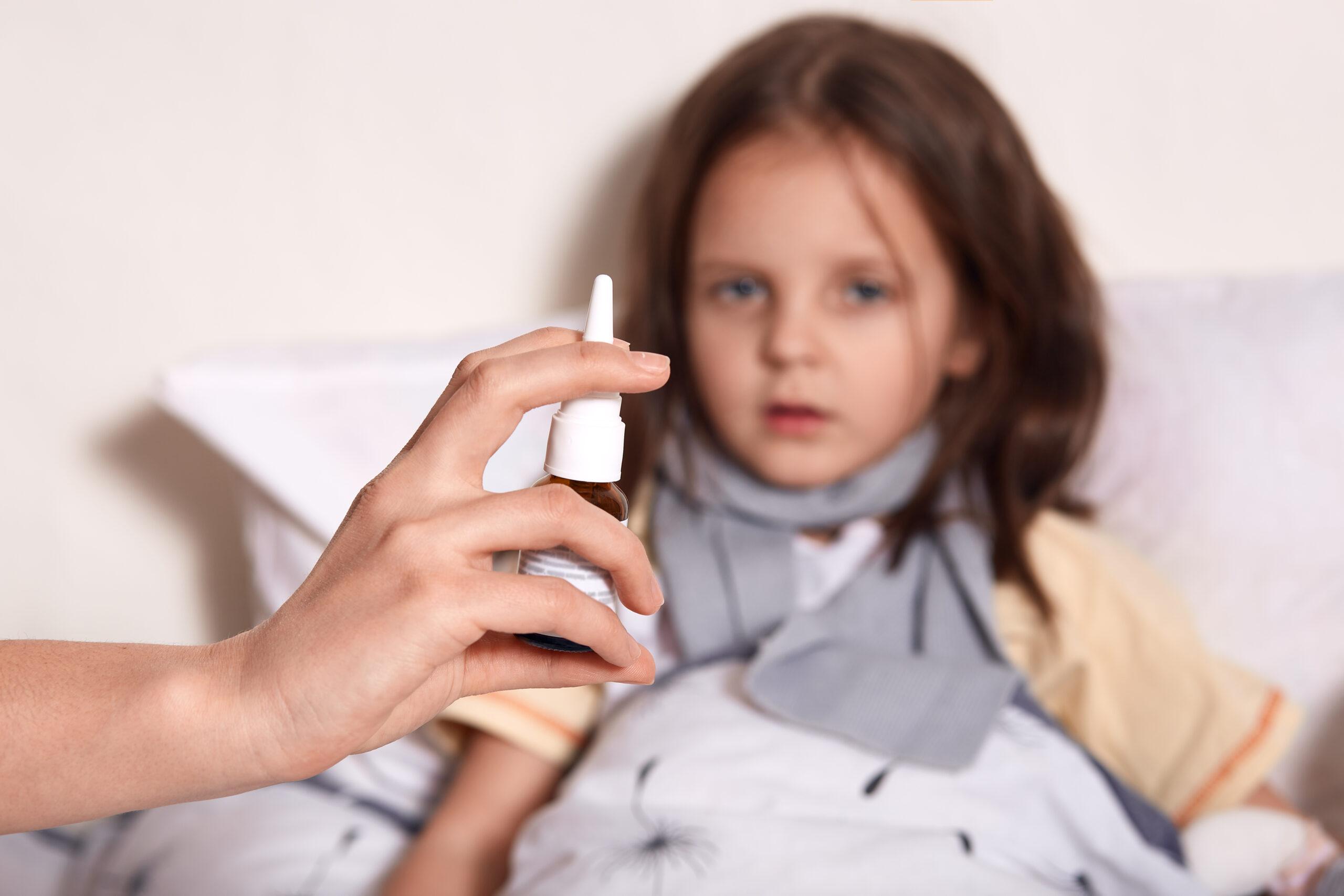 10 tips voor als je baby verkouden is