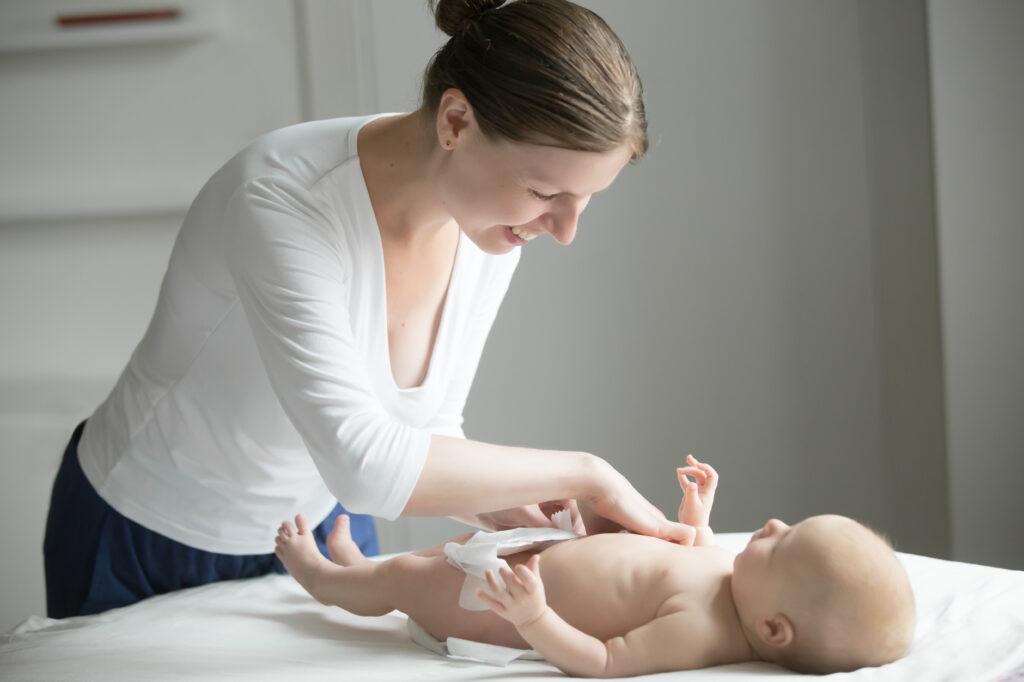 Baby hygiene voor de gezondheid van je kind